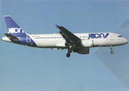 Joon Airlines, French Airbus A320-200 F-G Aereo Aviation Airplane A320 Air France AirFrance - 1946-....: Era Moderna