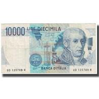 Billet, Italie, 10,000 Lire, 1984, 1984-09-03, KM:112b, TB - Italie