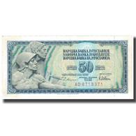 Billet, Yougoslavie, 50 Dinara, 1978, 1978-08-12, KM:89a, SPL - Yougoslavie