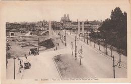 51 Reims. Vue Du Nouveau Pont Sur Le Canal Et La Vesle - Reims