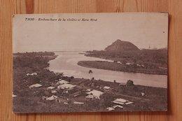 THIO (NOUVELLE CALEDONIE) - EMBOUCHURE DE LA RIVIERE ET BOTA MERE - Nouvelle Calédonie