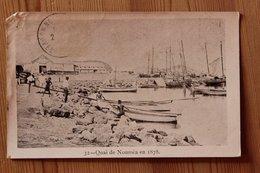 QUAI DE NOUMEA EN 1878 (ETAT) - NOUVELLE CALEDONIE - Nouvelle Calédonie