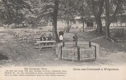 Carte Postale Ancienne D'Allemagne - Gruss Aus Corswandt A. Wolgastsee - Germania