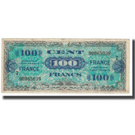 France, 100 Francs, 1944, TB, Fayette:20.1, KM:118a - Andere