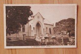 NOUMEA (NOUVELLE CALEDONIE) - PROTESTANT CHURCH - Nouvelle Calédonie