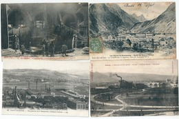 Lot De 12 CPA INDUSTRIES TRADITIONNELLES (1905-1930) - Cartes Postales