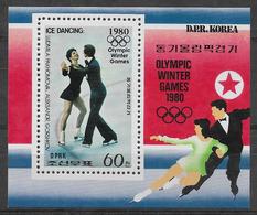 Bloc De Feuille De Corée Du Nord, Neufs Sans Charniére, MINIATURE SHEET MINT NEVER HINGED - Corée Du Nord