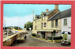 SAINT DENIS SUR SARTHON 1964 HOTEL RESTAURANT DU COMMERCE CARTE EN TRES BON ETAT - France