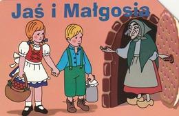 POLONIA. CUENTOS DE HADAS. Hansel And Gretel. 25U. 904. (088) - Polonia