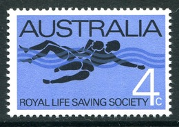 Australia 1966 75th Anniversary Of Royal Life Saving Society MNH (SG 406) - 1966-79 Elizabeth II