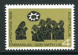 Australia 1966 Christmas MNH (SG 407) - 1966-79 Elizabeth II