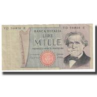 Billet, Italie, 1000 Lire, 1969, 1969-02-26, KM:101a, SPL - Italie