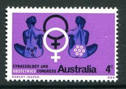 Australia 1967 Fifth World Gynaecology & Obstetrics Conference MNH (SG 413) - 1966-79 Elizabeth II