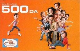 @+ Algerie - Allo OTA 500 - Algeria