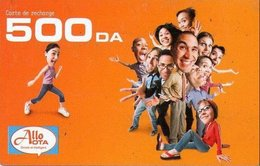 @+ Algerie - Allo OTA 500 - Algérie