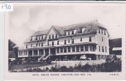 Hôtel Sables Rouges, Carleton-sur-Mer, Québec, Non Circulée (F90) - Quebec
