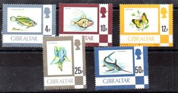 Serie De Gibraltar N ºYvert 420/25 ** Valor De Catálogo 26.35€ OFERTA (OFFER) - Gibraltar