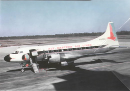 Fly Eastern Air Lines Convair 440-86 Coronado N9308 Aereo Aviation Airplane - 1946-....: Era Moderna