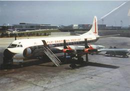 Fly Eastern Air Lines Lockheed L-188A ELECTRA N5507 Costellation Aviation Airplane - 1946-....: Era Moderna