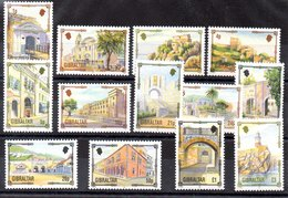 Serie De Gibraltar N ºYvert 671/83 ** Valor Catálogo 30.0€ OFERTA (OFFER) - Gibraltar
