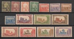 Tunisie - 1906-20 - N°Yv. 29 à 41 - Série Complète - Neuf  * / MH VF - Tunisie (1888-1955)