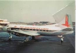 Fly Eastern Air Lines Martin 404 Aviation Aereo N442A Airplane - 1946-....: Era Moderna