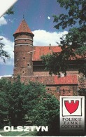 POLONIA. Gothic Castle - Olsztyn. Hansel And Gretel. 25U. 727. (100) - Polonia