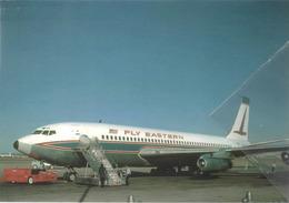 Fly Eastern Air Lines Boeing 720 Aviation Aereo N8714A Airplane At DAL - 1946-....: Era Moderna
