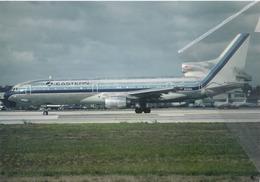 Eastern Airlines Lockheed L-1011  N333EA Tristar Aviation Airplanev At MIA - 1946-....: Era Moderna