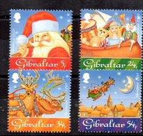 Serie De Gibraltar N ºYvert 754/57 ** - Gibraltar