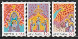 AUSTRALIE - N° 2165/7 ** (2003) Noël - 2000-09 Elizabeth II