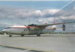 Dan Air London Airspeed AS.57 Ambassador 2 G-ALZX Aereo At LHR Aviation Airplane - 1946-....: Era Moderna