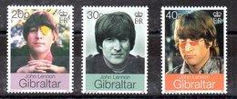 Serie De Gibraltar N ºYvert 872/74 ** - Gibraltar
