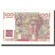France, 100 Francs, Jeune Paysan, 1946, 1946-11-21, NEUF, Fayette:28.12, KM:128a - 1871-1952 Antichi Franchi Circolanti Nel XX Secolo