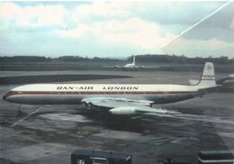 Dan - Air London Comet 4 Aviation Aereo G-APDO Airplane Airlines - 1946-....: Era Moderna