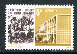 Australia 1969 Centenary Of Northern Territory Settlement MNH (SG 437) - 1966-79 Elizabeth II