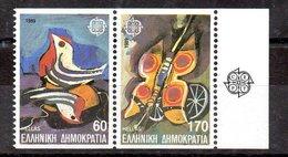 Serie De Grecia N ºYvert 1705/06 ** - Nuevos