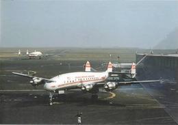 TWA - Trans World Airlines Lockheed L-049 Costellation N9410H Tristar Aviation Airplanev At SFO - 1946-....: Era Moderna