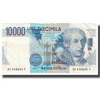 Billet, Italie, 10,000 Lire, 1984, 1984-09-03, KM:112c, SPL - Italie