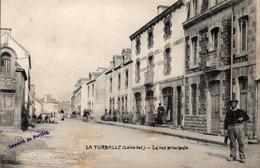 La Turballe-la Rue Principale-bon état - La Turballe