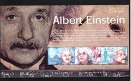 Nevis Albert Einstein MNH -(V-97) - Albert Einstein