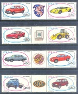 J114- Italy 1984. Car Construction. Automobile. - Cars