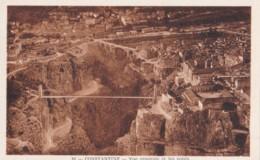 AN43 Constantine, Vue Generale Et Le Ponts - Constantine