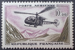 R1615/804 - 1960 - POSTE AERIENNE - ALOUETTE - N°41 NEUF** - Poste Aérienne