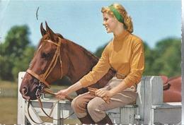 Pin Up E Cavallo - H5554 - Pin-Ups