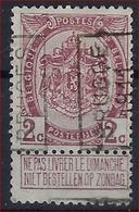 Wapenschild Nr. 82 Voorafgestempeld Nr. 1702 A BRUGGE 1911 BRUGES ; Staat Zie Scan ! - Precancels
