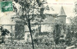 N°75368 -cpa Samer -château De Questrecques- - Samer