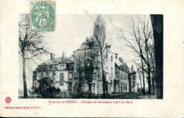 N°75373 -cpa Environs De Bruay -château De Labuissière- - Frankreich