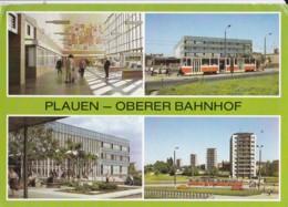 AQ61 Plauen, Oberer Bahnhof - Multiview, Trams - Plauen