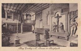 AQ61 Burg Cronberg I. T., Inneres Der Burgkapelle - Germany